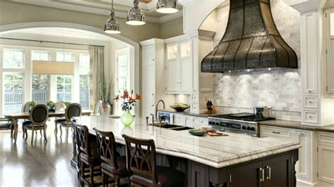 kitchens with islands designs cool kitchen island ideas