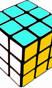 Rubiks Cube White Pad Clip Art at Clker.com - vector clip ...