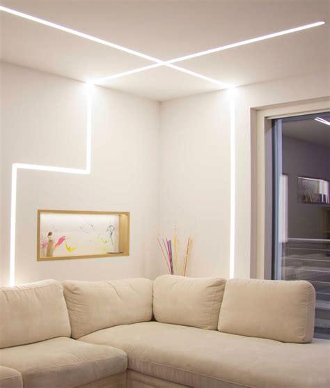 Illuminazione Strisce Led Per Interni by Strisce Led Illuminazione Con Strisce Led Idealuceonline