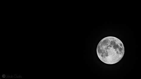 Dark Night Twilight Moon Wallpaper