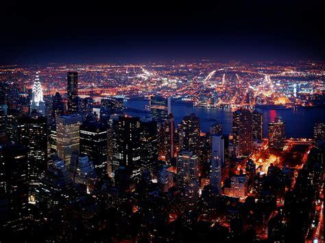 york city night view hd wallpaper  wallpaperscom