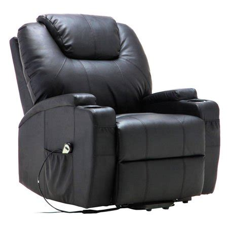 Automatic Recliner Chairs by Costway Electric Lift Power Recliner Chair Heated