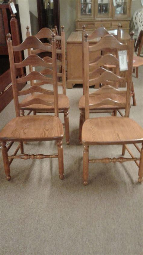 bentbros ladderback chairs delmarva furniture consignment