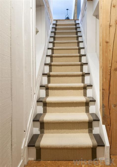 Types Of Floor Covering For Stairs by What Are The Different Options For Stair Edging