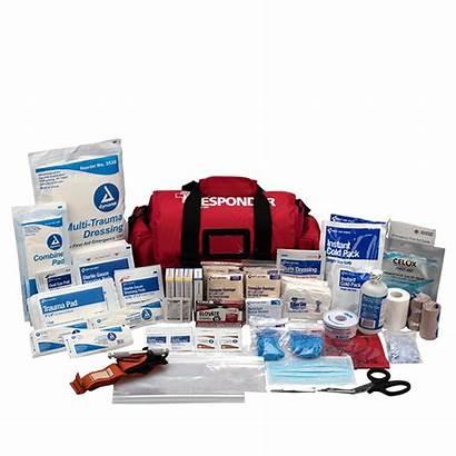 Responder Kit Aid Kits Deluxe Supplies Travel