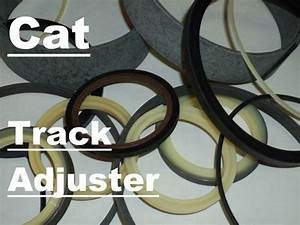 Track Adjuster Cylinder Seal Kit Fits Cat Caterpillar D4c D4d D4e