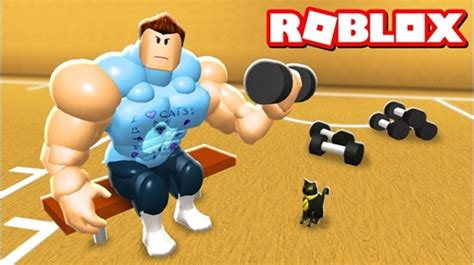 Become Fit In Roblox Obby! Roblox