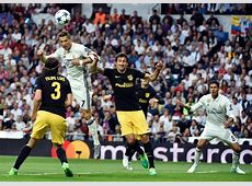 Real Madrid vs Atletico Madrid Score Updates