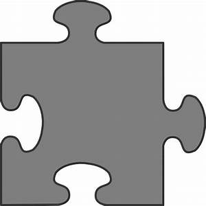 Puzzle Piece Vector - ClipArt Best