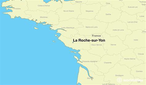 where is la roche sur yon la roche sur yon