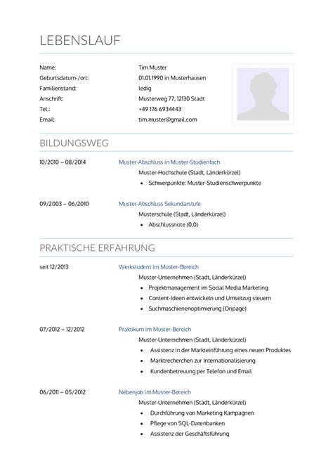 Bewerbung Und Lebenslauf Muster by Bewerbungsmuster Krankenpfleger Lebenslauf Designs