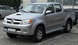 Toyota Hilux 2005-2013 Factory Workshop And Repair Manual Download
