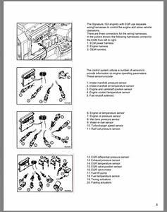 30 Cummins Isx Ecm Wiring Diagram
