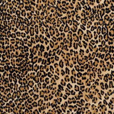 Jaguar Print Fabric by Fabrics D412 Beige Jaguar Interiordecorating
