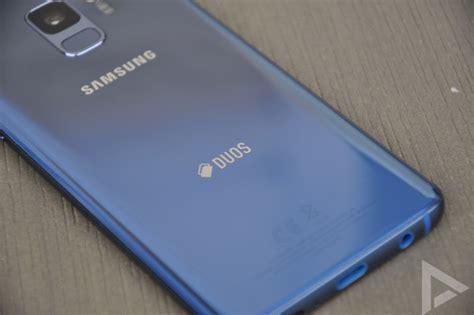 galaxy s9 duos samsung galaxy s9 s9 review de smartphone waar je u tegen zegt