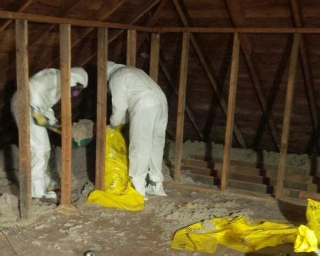 asbestos removal montreal  asbestos inspections
