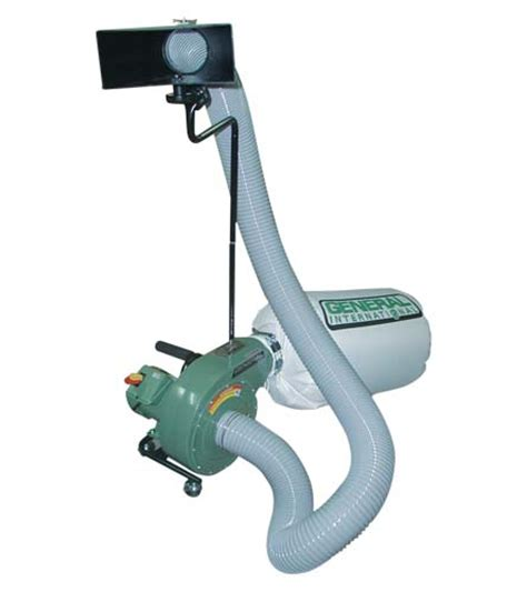 General Portable Dust Collector 1hp