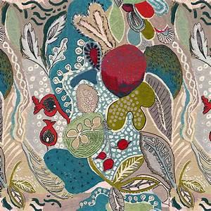 tissu titaina lalie design With tissus d ameublement design