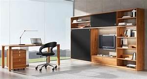 Schreibtisch Wohnzimmer Lösung : b rom bel massivholz dansk design massivholzm bel ~ Markanthonyermac.com Haus und Dekorationen
