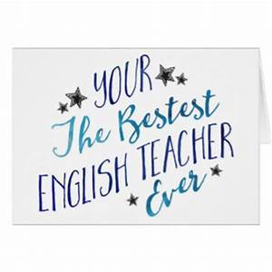 English Teacher Gifts T Shirts Art Posters & Other