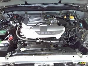 2002 Nissan Pathfinder Se 3 5 Liter Dohc 24