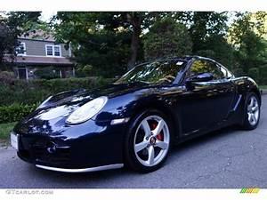 Porsche Cayman S 2006 : 2006 lapis blue metallic porsche cayman s 106071526 car color galleries ~ Medecine-chirurgie-esthetiques.com Avis de Voitures