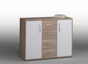 meuble de rangement chambre chaioscom With meuble 8 cases ikea 5 meuble de rangement contemporain blanc 2 portes3 tiroirs