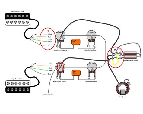 50s les paul wiring diagram 1 50s les paul wiring diagram 2019