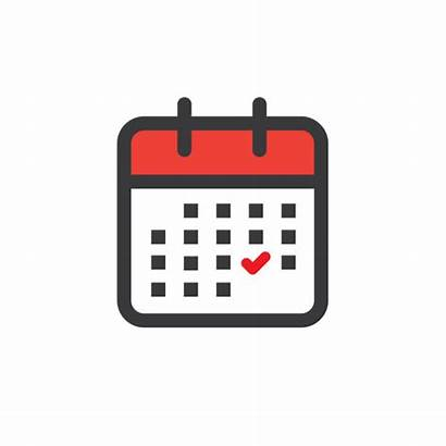 Calendar Icon Schedule Event Vector Upcoming Management