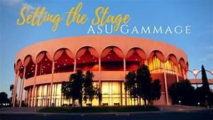 Asu Gammage Seating Chart Inspired Led Sets The Stage At Asu Gammage Inspiredled Blog
