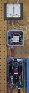 Glen U0026 39 S Home Automation  Automating A 220v Pool Pump Using
