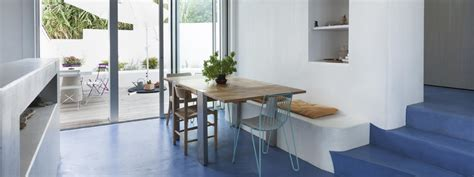 cuisine b on cir beton cire pour credence cuisine maison design bahbe com