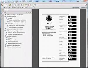 Mg Tf - Service Manual - Wiring Diagram