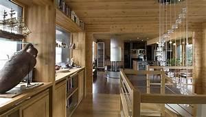 Maison En Bois Construite En Bretagne Au Design Int U00e9rieur