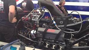 Top Fuel Dragster Engine Start Nitrolympx Hockenheim
