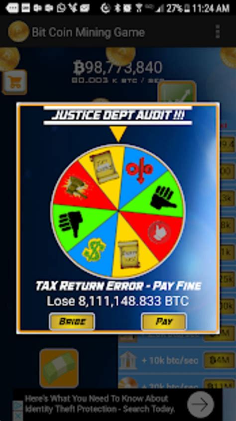Mine bitcoin, the most popular criptocurrency online in your web browser. Bitcoin Mining Game Premium APK for Android - Download