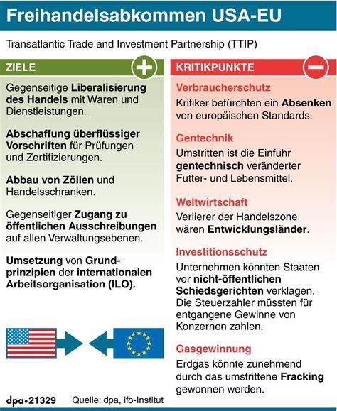 Vor Und Nachteile Von Ttip » Europaunion Harburglüneburg