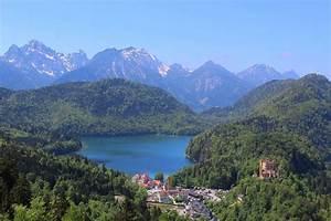 Lacs De Bavi U00e8re  Petits Coins De Paradis  Tourisme Baviere