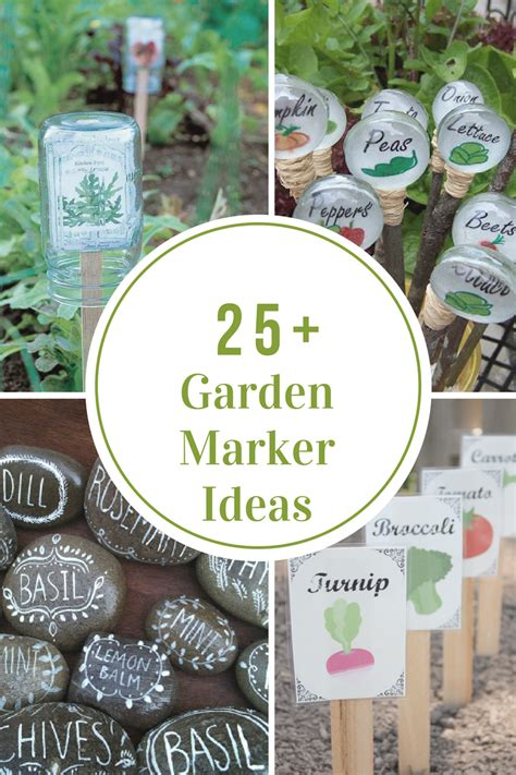 garden marker ideas  idea room