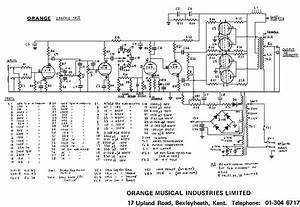 Orange Schematics