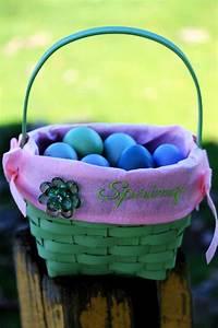 Easter, Basket, Free, Stock, Photo
