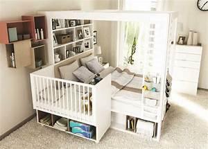 Bett Weiß 160x200 Holz : schlafzimmer mit himmelbett mit komfortables bettgestell und kopfteil dass weich inklusive ~ Markanthonyermac.com Haus und Dekorationen