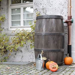 Weinfass Als Regentonne : regentonne regensammler regenwassertonne online kaufen ~ Orissabook.com Haus und Dekorationen