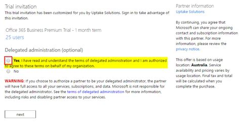 Office 365 Portal Trial by Sign Up For An Office 365 Trial Uptake Digital
