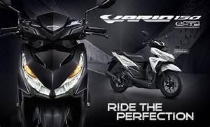 Motor Matik Honda Terbaru 2015