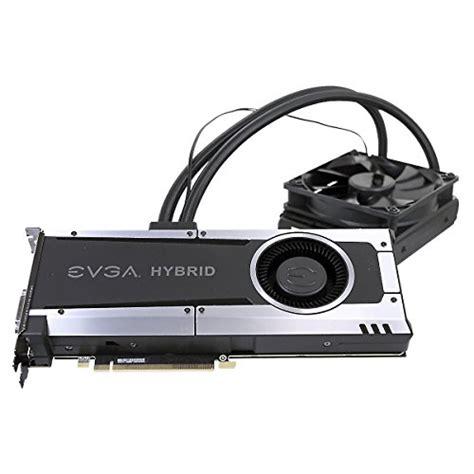 gtx 1080 single fan evga geforce gtx 1080 hybrid gaming 8gb gddr5x led all