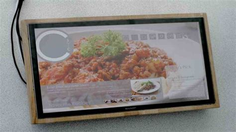 tablette cuisine tablette cuisine eurekaweb inventions innovations high tech iot
