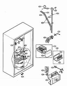 Lg Lsc26905tt Ice Maker Diagram