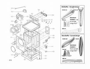 Lg Wm3570hwa  00 Washer Parts