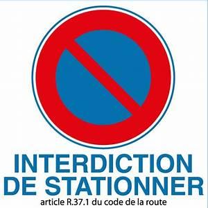Code De La Route Série Gratuite : interdiction de stationner imprimer ~ Medecine-chirurgie-esthetiques.com Avis de Voitures